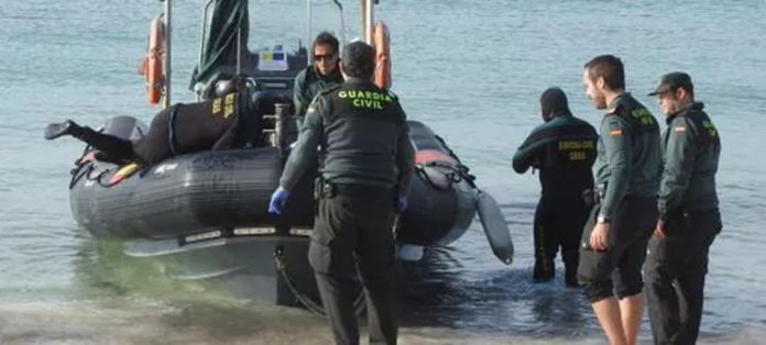 Guardia Civil find body of missing Kenny McPherson who went missing from Torrevieja Marina while Kayaking