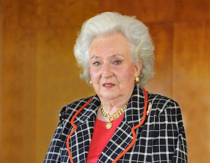 Infanta Pilar, sister of King Juan Carlos, dies aged 83