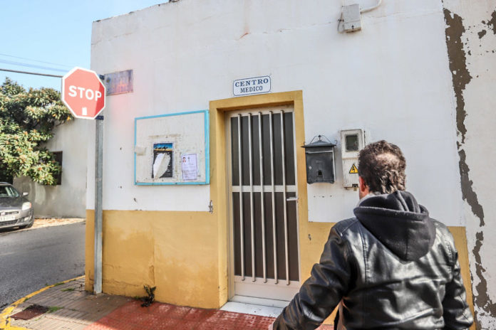 Orihuela Medical centre not fit for purpose