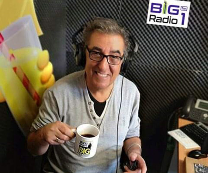 Lee Howard: BigFM exit.