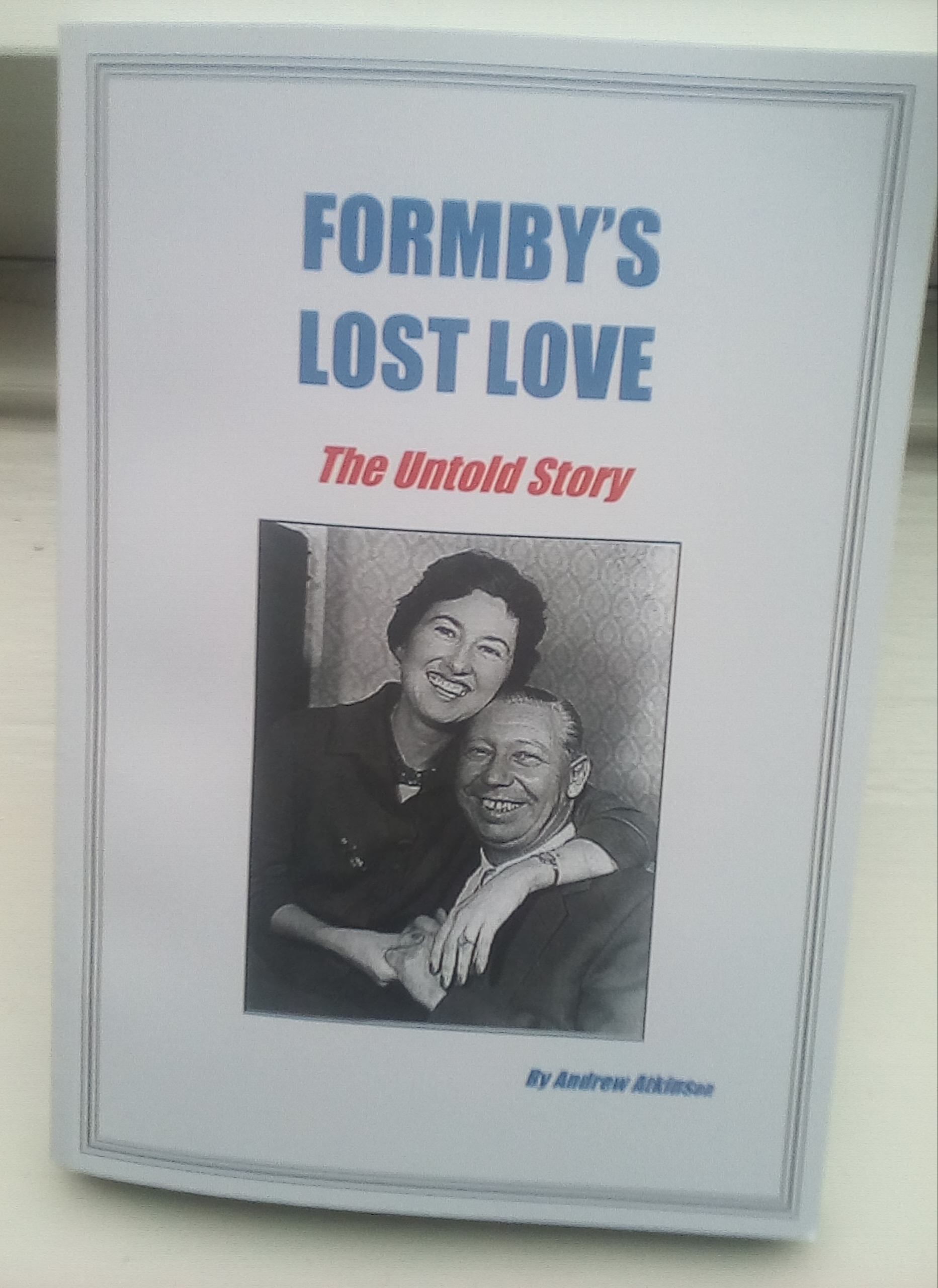 talk on Ukulele legend George Formby
