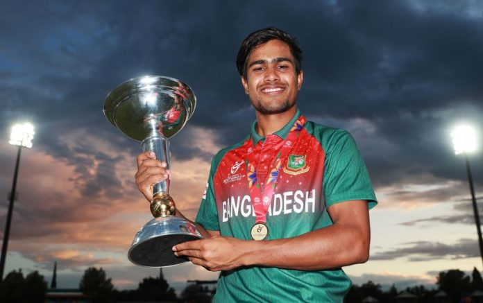 Bangladesh stun India and win ICC U19 Cricket World Cup