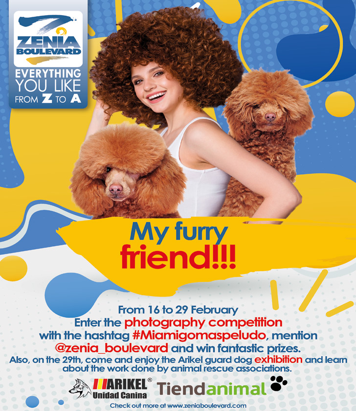 My Furry Friend at La Zenia Boulevard