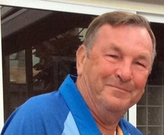 Winner Allan Sullivan