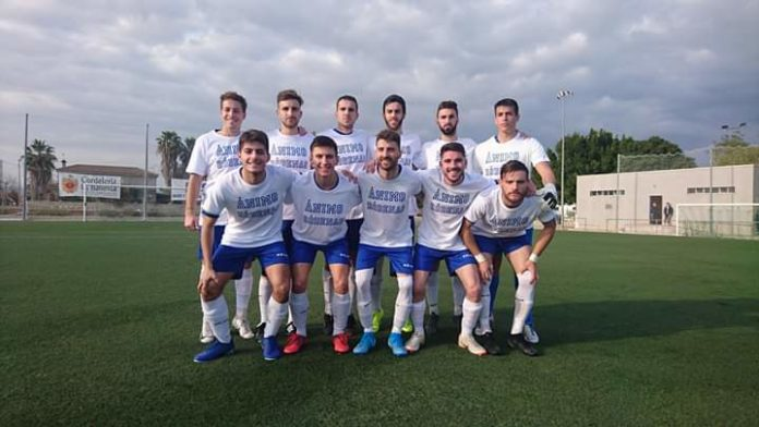 Callosa Deportivo CF - up to fourth place in G8 1st Regional.