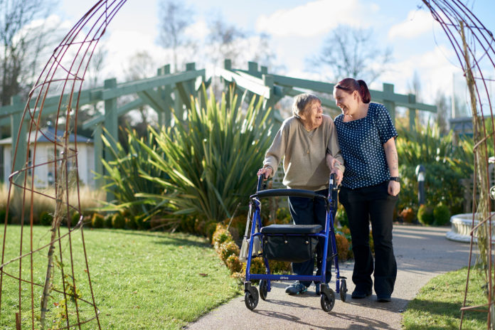 Choosing a care home for a loved one
