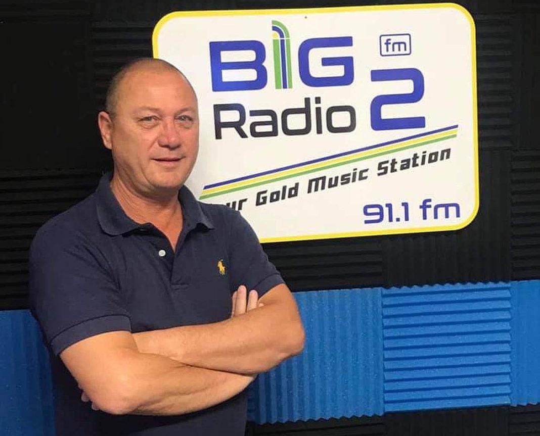 BigFM and BR2 radio presenter Dean Alexanda dies suddenly