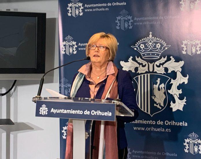 Mayte Sánchez, the councillor for citizen participation