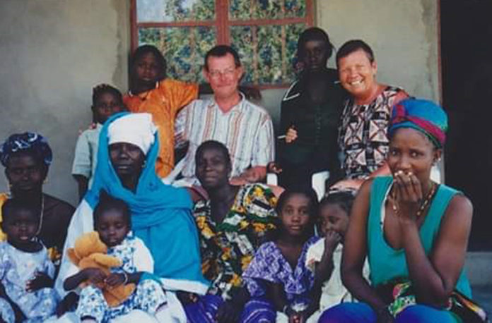 IN a twist of fate, Rosemary Le Messurier and husband Steve, who booked a trip to Egypt in 1997 - cancelled, due to the massacre of tourists at the Temple of Hatshepsut, Luxor - visited The Gambia instead.