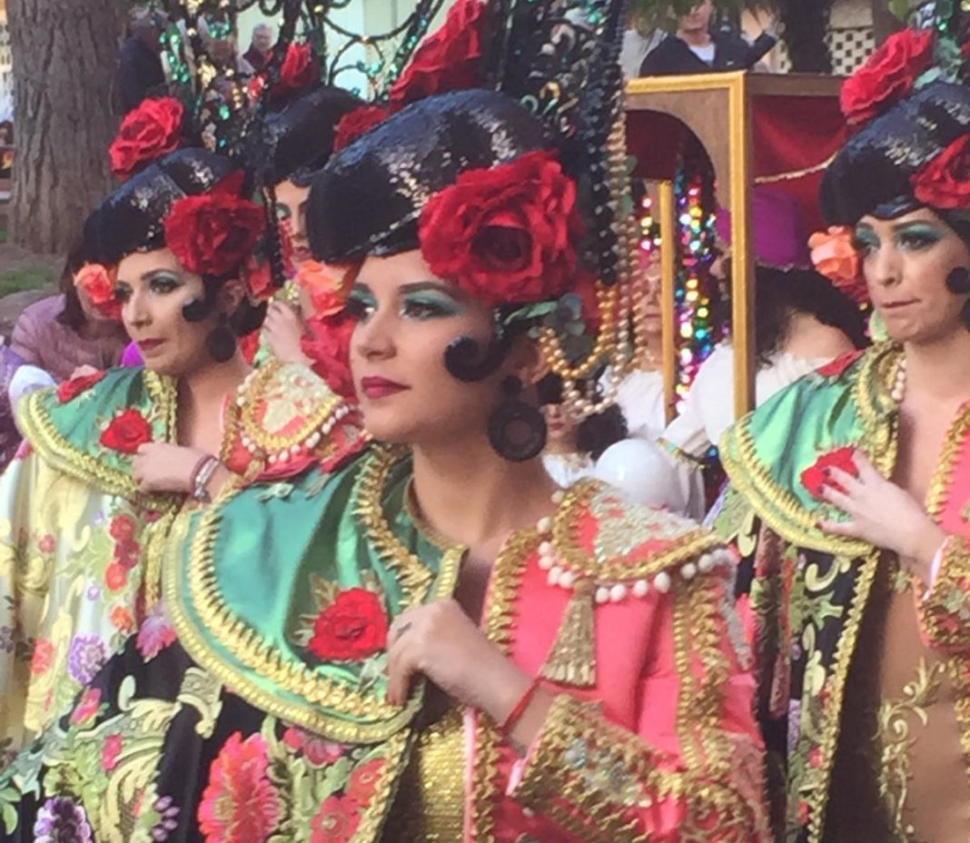 Torrevieja Carnival month continues with first street parade