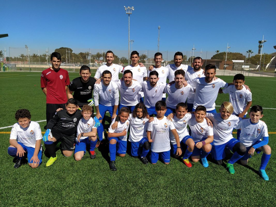 Dominant Torrevieja CF too hot to handle