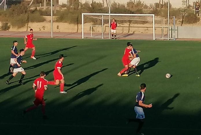 "FT: Sporting Guardamar CD ""A"" 0 – 3 CD Montesinos"