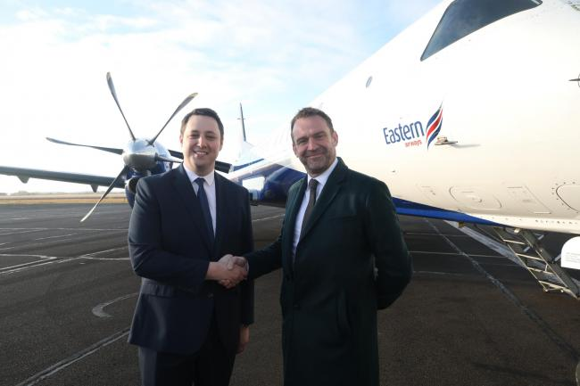 Summer launch for NEW flights between Teesside and Alicante