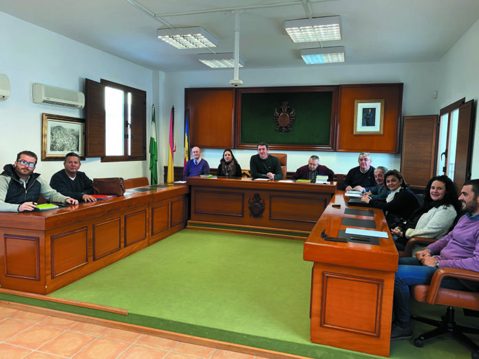 Mojacar apply for subsidy to upgrade rural roads