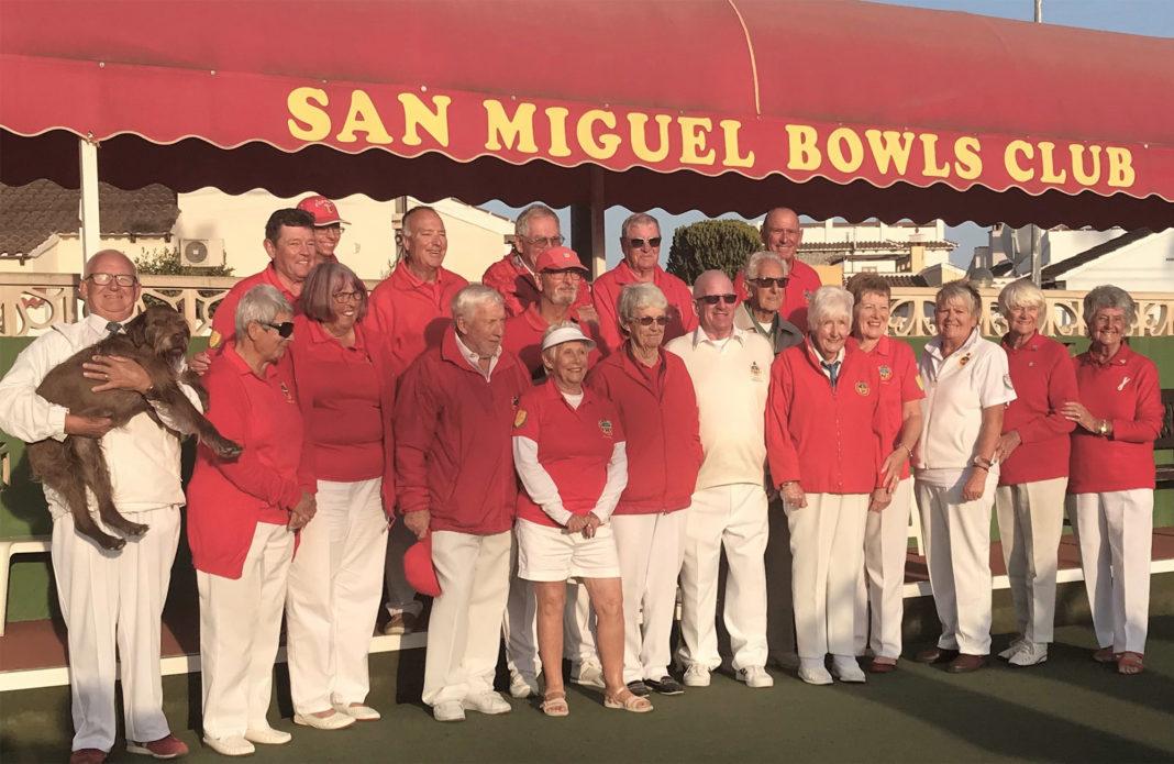 San Miguel Bowls Club Champions