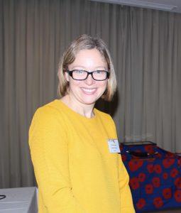 Sara Munsterhjelm British Vice Consul