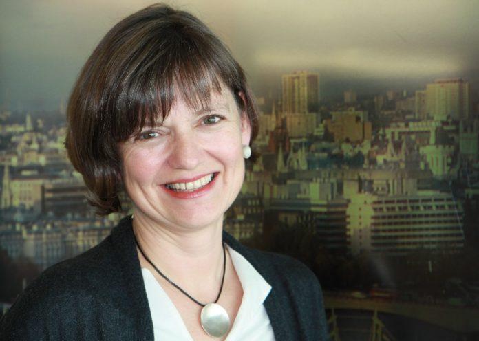 British Consul Sarah-Jane Morris