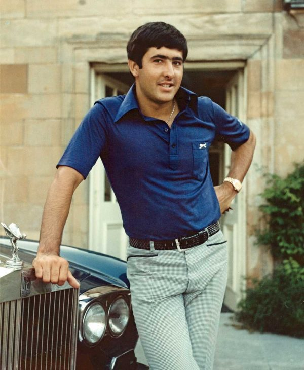 Seve Ballesteros died, aged 54, in 2011, of a cancerous brain tumor