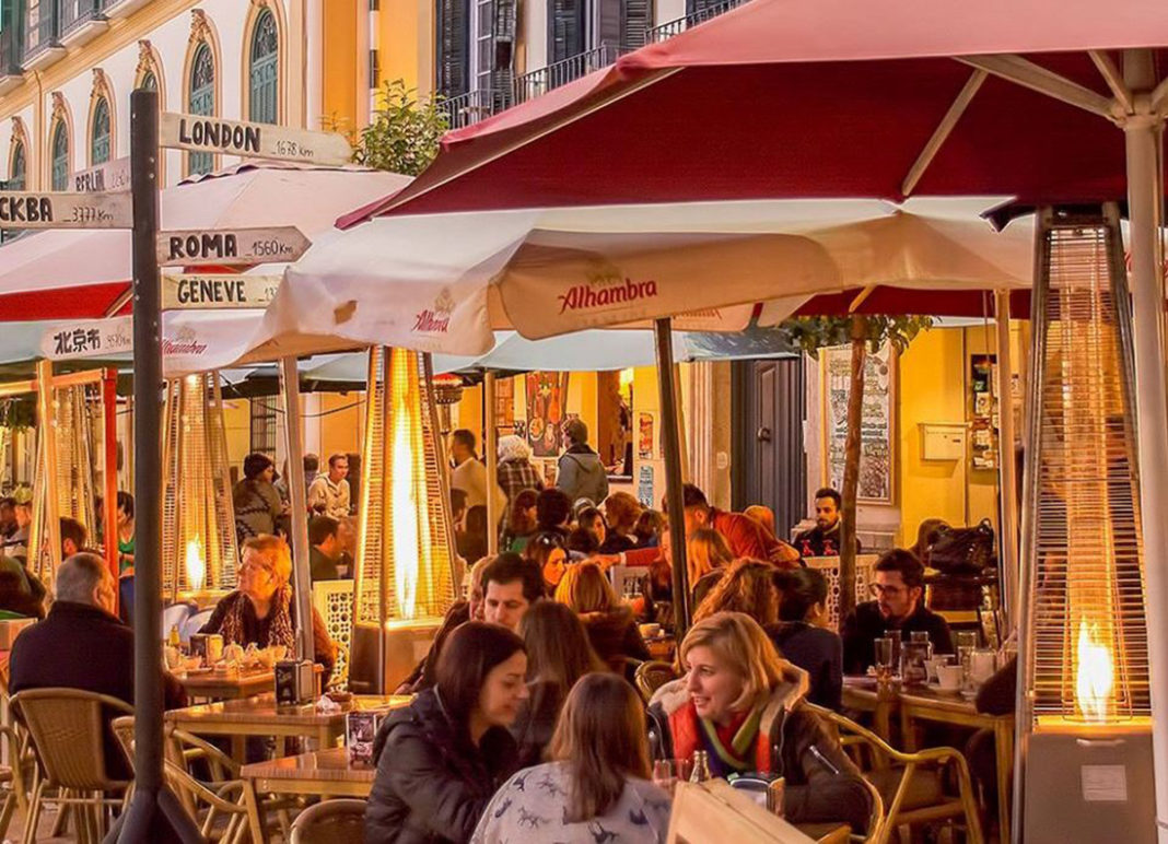 Spain's cafe culture