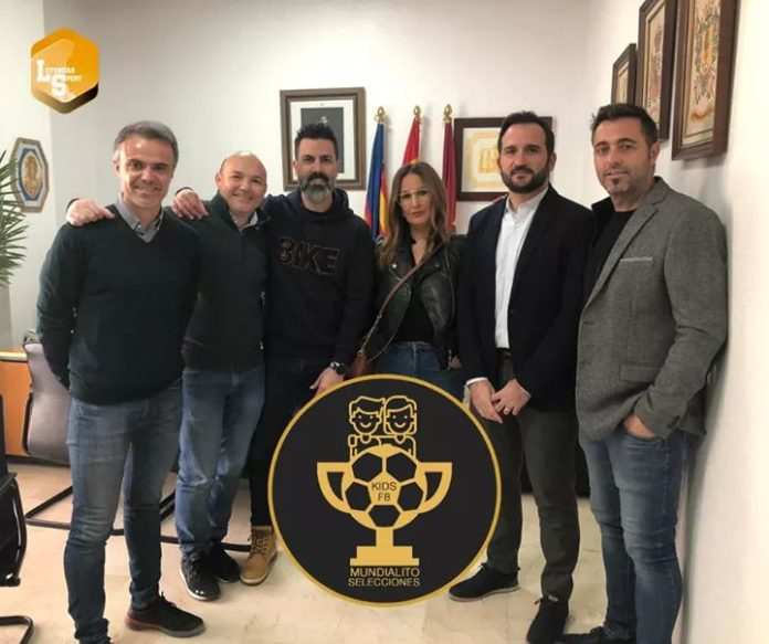 The Legends Sport team met with the Mayor and Councillor for Sports of Callosa de Segura