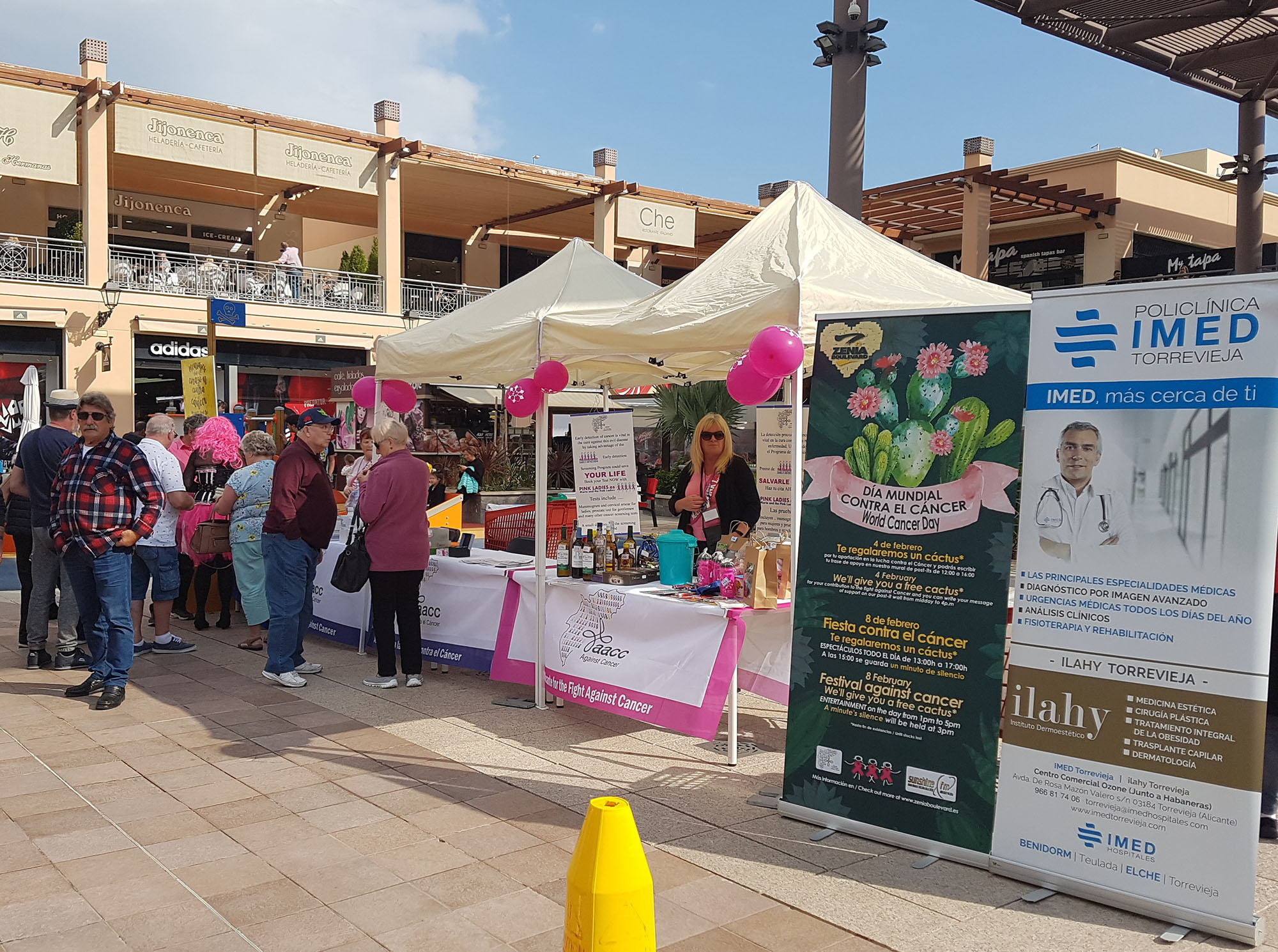Piscina maduro Ceder el paso  World Cancer day at Zenia Boulevard - The Leader Newspaper