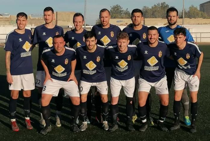 CD Montesinos: on path of return to 1st Regional after relegation last season. Photo: Full Monte Supporters Club.