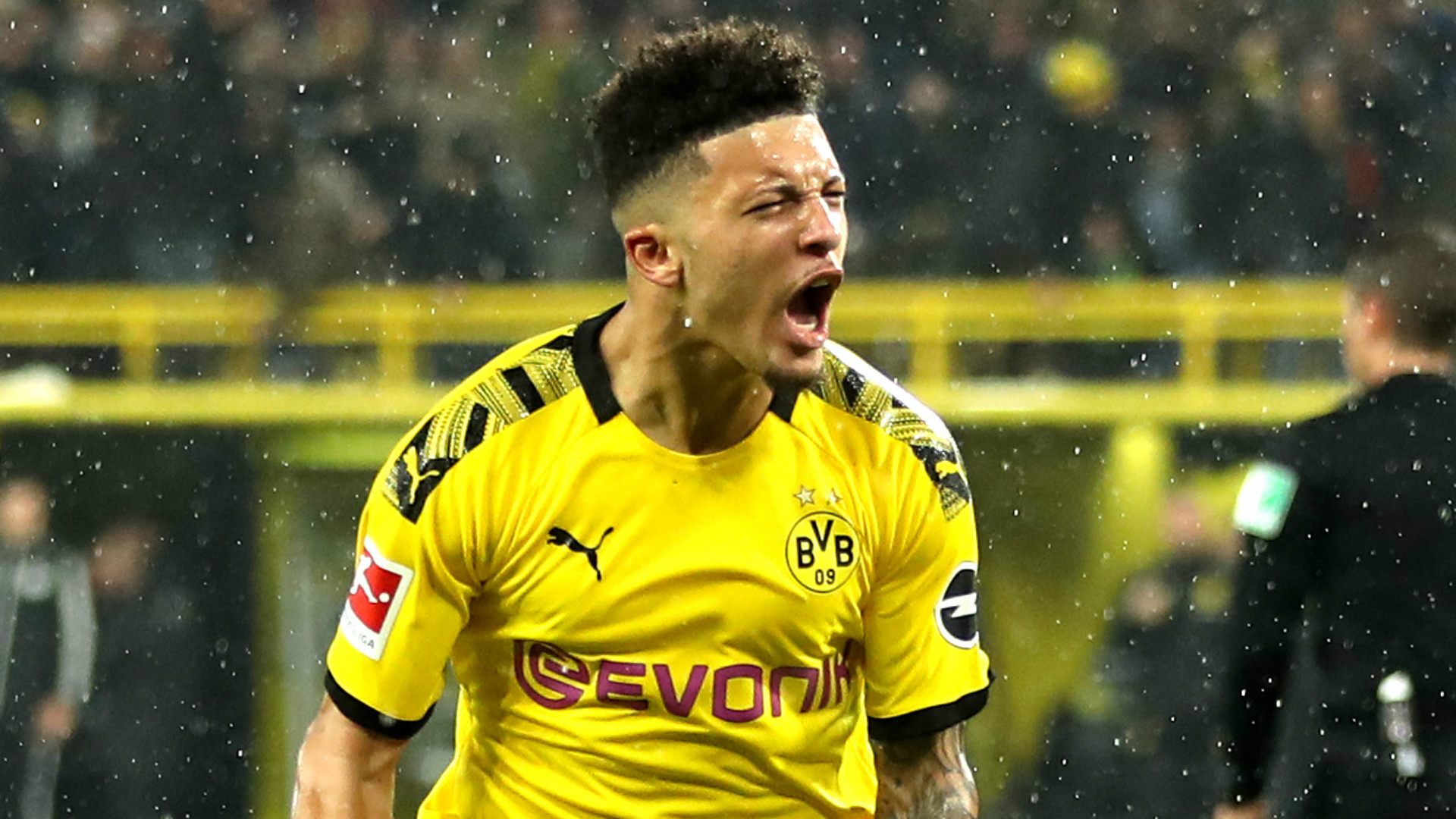 The Jadon Sancho Effect is in full effect.