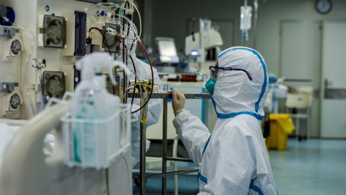 8,500, new cases of coronavirus in Spain