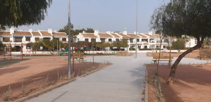 Aguamarina Park to reopen in two weeks