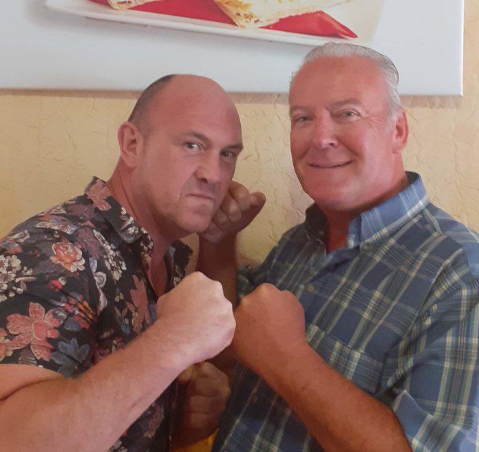 Benijofar's Martin, Tyson Fury-lookalike KO - when it comes to fashion!