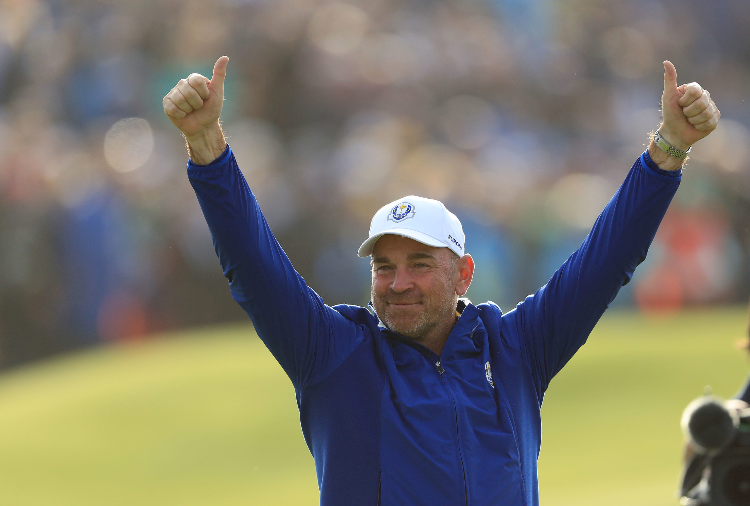 Thomas Bjørn, winning captain in the 2018 Ryder Cup, will return to Valderrama (credit © Getty Images)