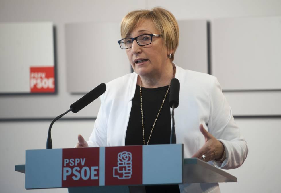 Health Minister Ana Barcelo