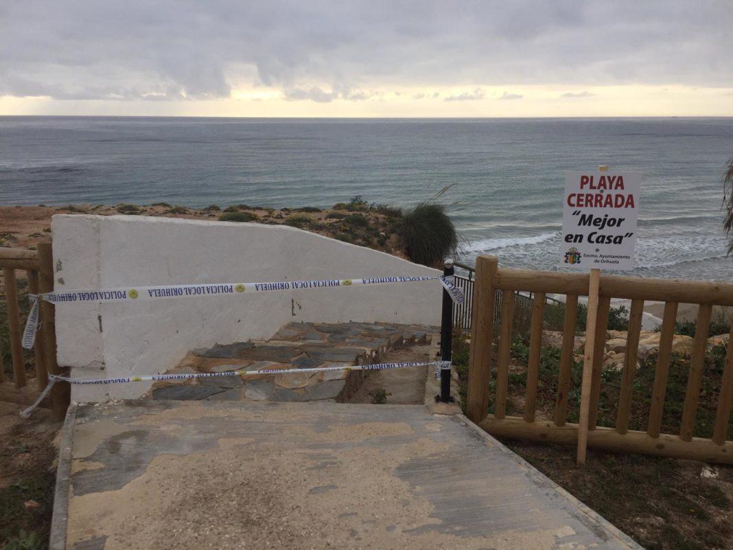 Spain, closed by Royal decree