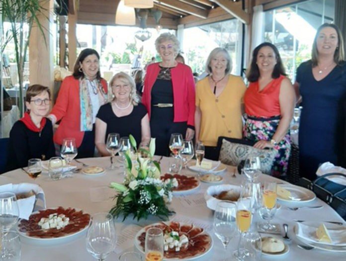 Mojácar's Dames in Spain reach their 35th yearWorking for the Community