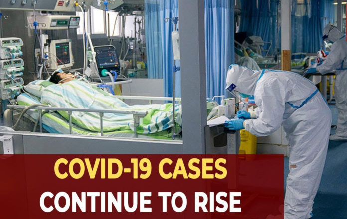 Seventeen coronavirus deaths in one day takes Valencia total to fifty