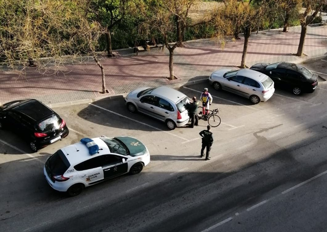 First penalties in Orihuela for ignoring State of Emergency