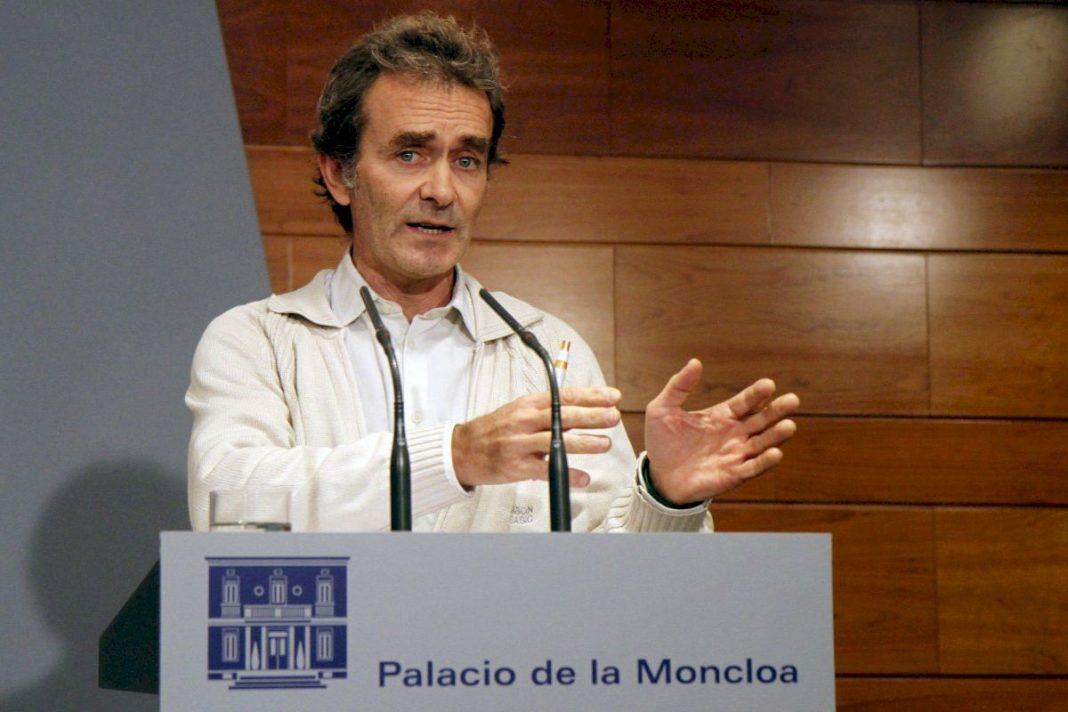 Fernando Simón, Government Spokesman, tests positive for coronavirus