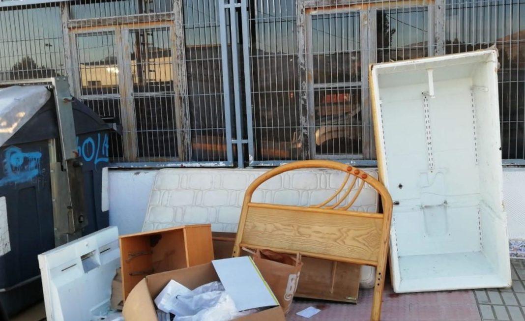 Bulk Rubbish Collection service suspended in Orihuela