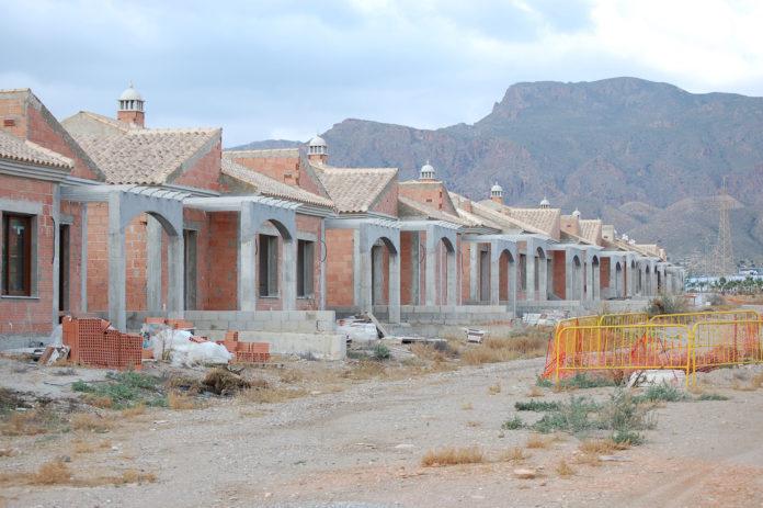 Foto-Urbanizacion en Provincia de Almería-año 2007-Richard Torne Fotografo