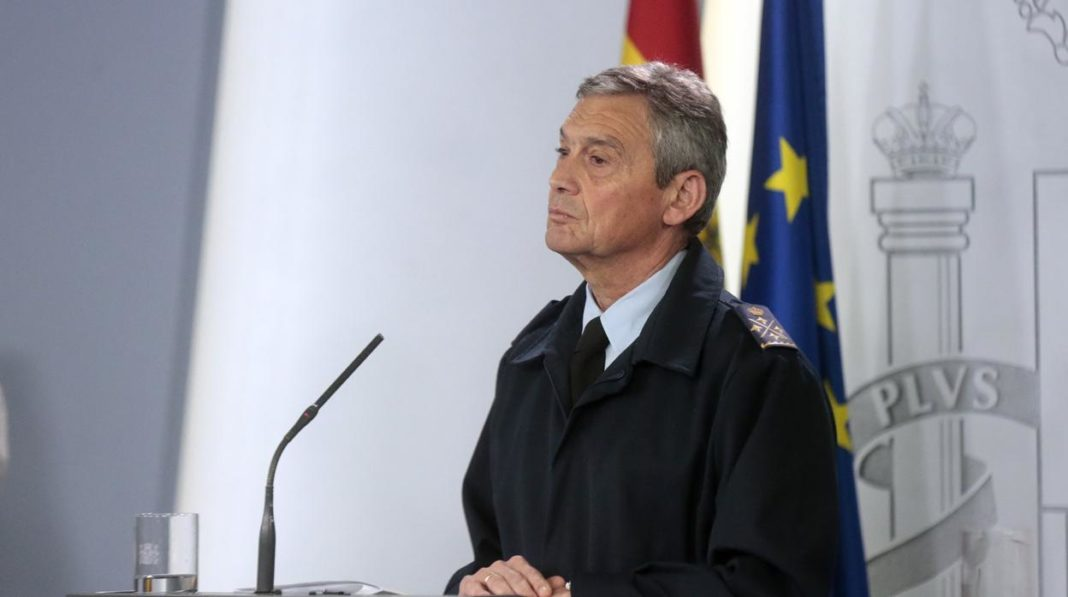 Chief of the Defence Staff, General Miguel Ángel Villarroya, was formerly Deputy Director of the European Air Group in High Wycombe.