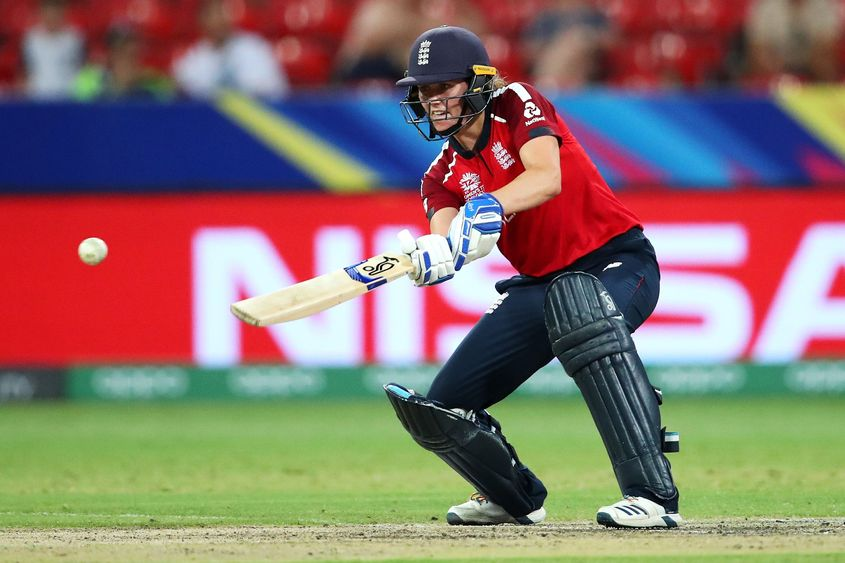 Sciver and spinners send England into semi-finals
