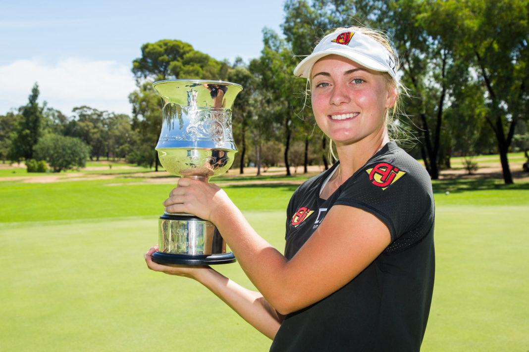 Engström magic seals Women's NSW Open crown