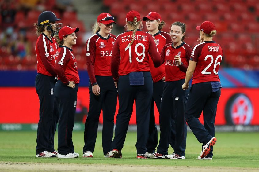 South Africa and England qualify for semi-finals