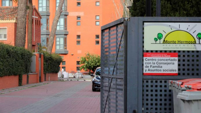 Over 1,000 deaths in Madrid nursing homes during March