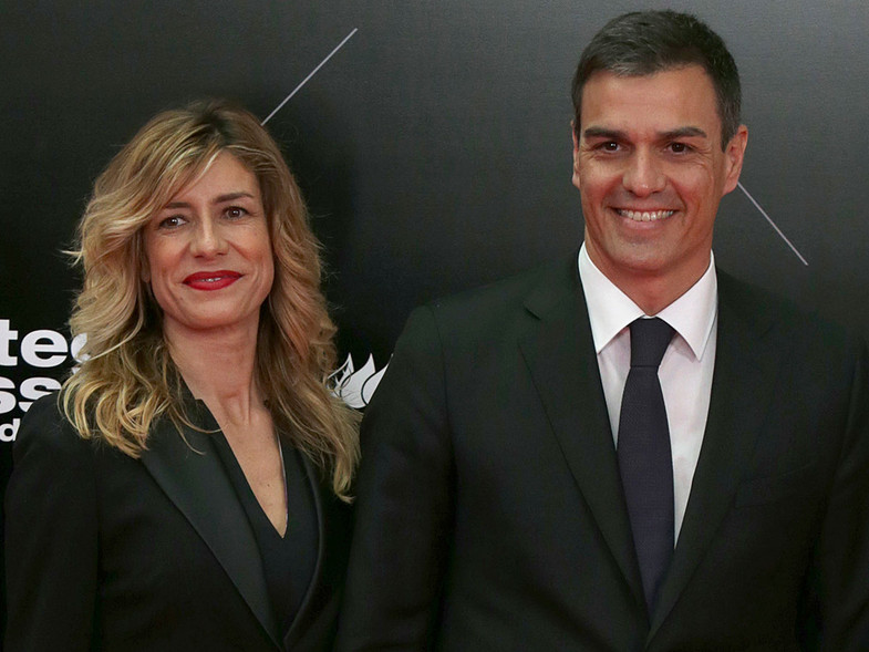 Spanish PM's wife tests positive for coronavirus