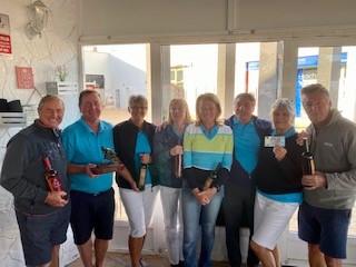 Rubys Golf Society at Vistabella