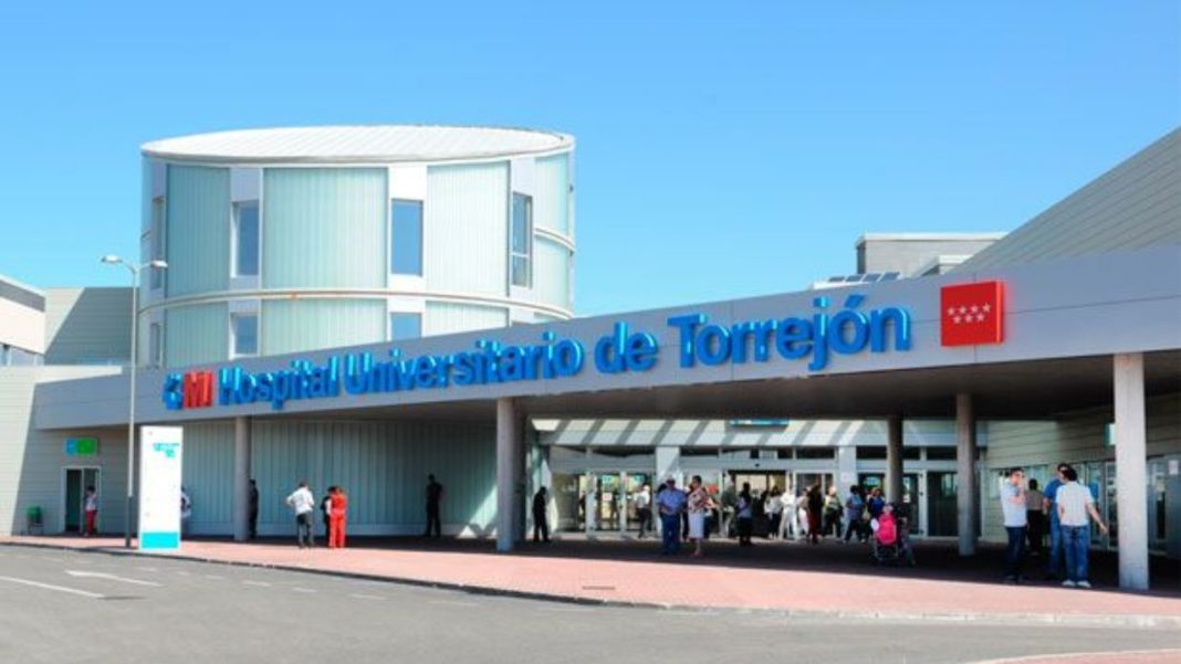 At least five people in Torrejón de Ardoz are affected