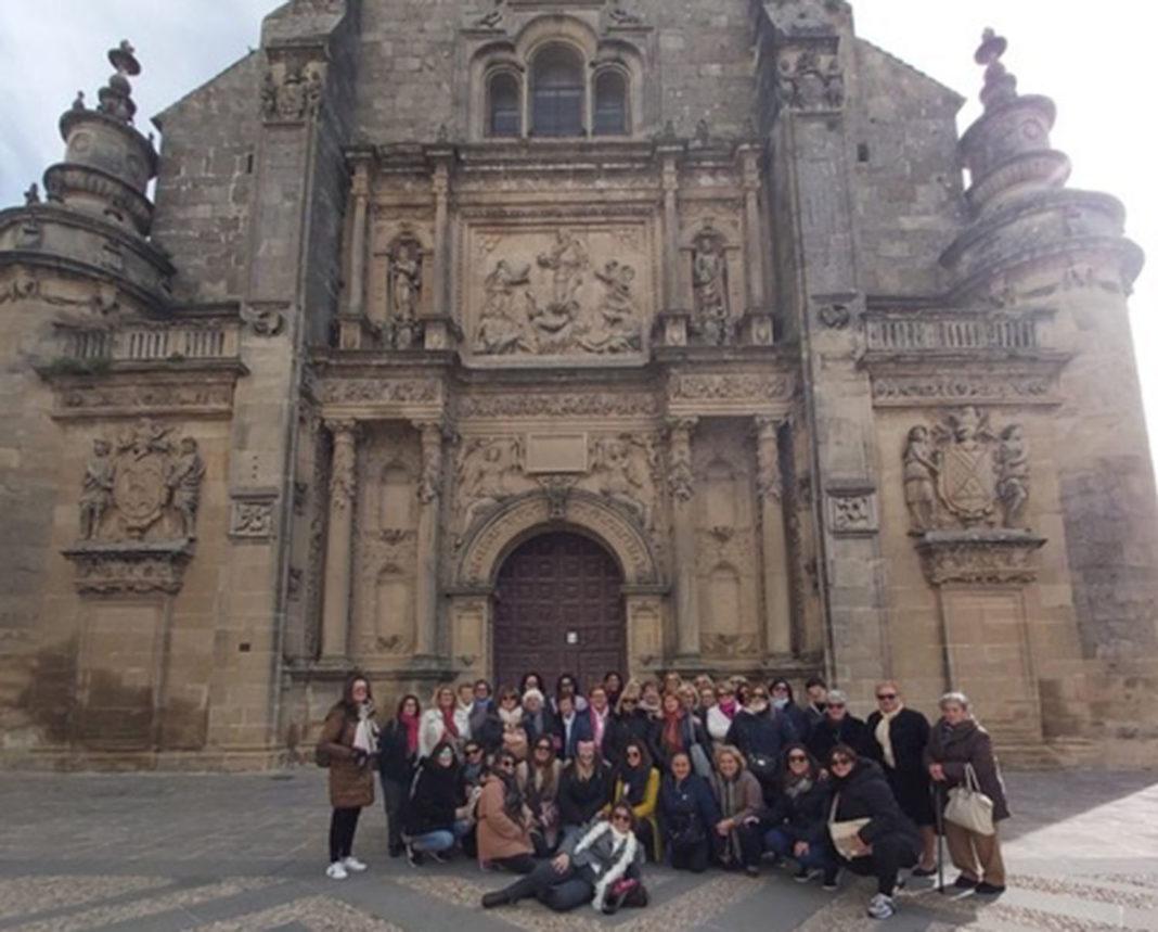 Mojácar Council's Women's Day Trip To Úbeda And Baeza