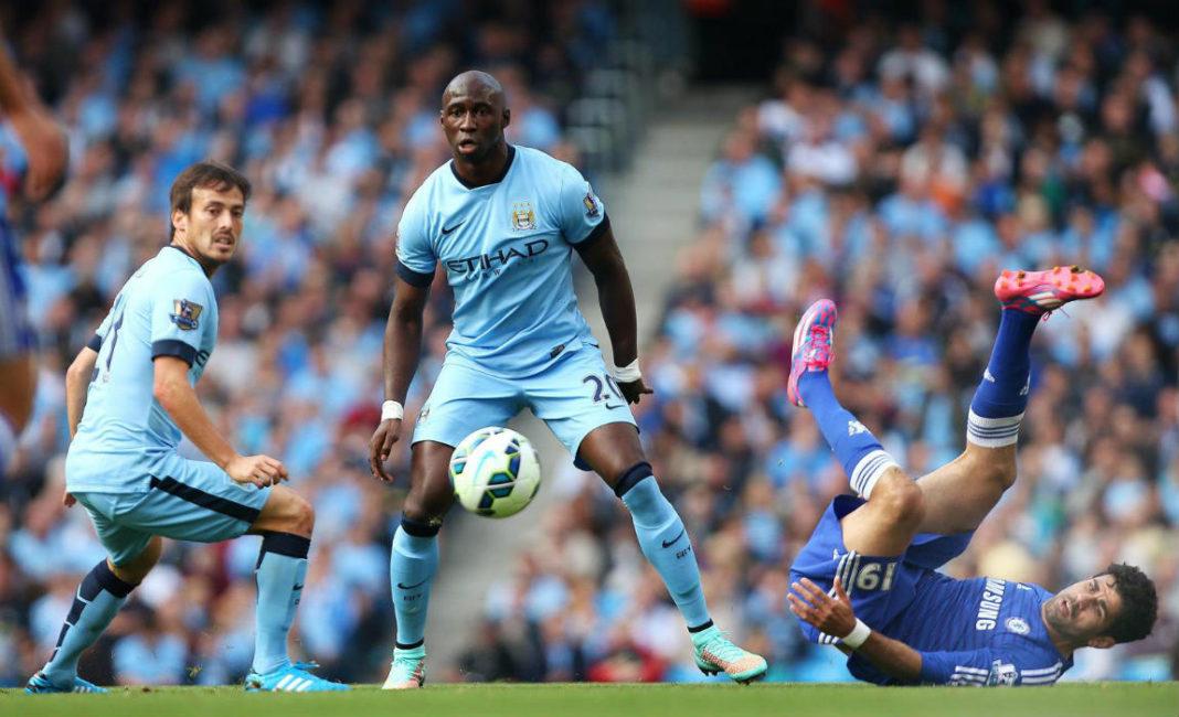Coronavirus positive: Mangala at Manchester City.