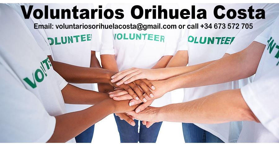 Volunteer Group Orihuela Costa